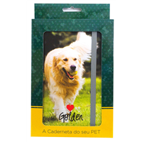 Cãoderneta Pet Golden Adulto